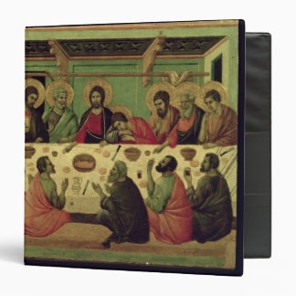 The Last Supper, from the Passion Altarpiece 3 Ring Binder