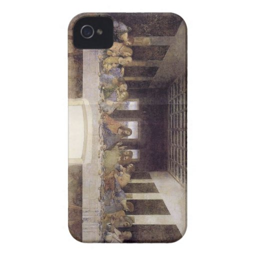 The Last Supper iPhone 4 Covers