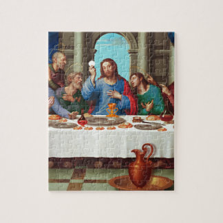 The last supper jigsaw puzzles