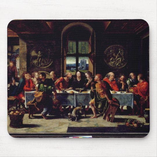 The Last Supper Mouse Pad