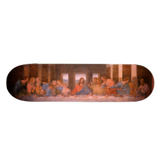 The Last Supper painting Skateboard Deck
