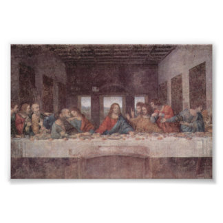 The Last Supper (Perfect Quality) Poster