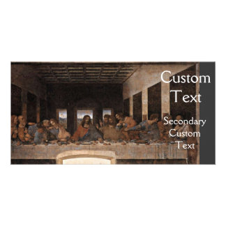 The Last Supper Photo Card Template
