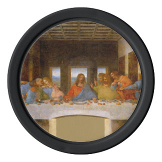 The Last Supper Poker Chips