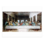The Last Supper Post Card