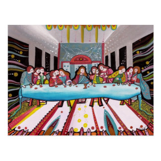 The Last Supper Post Cards