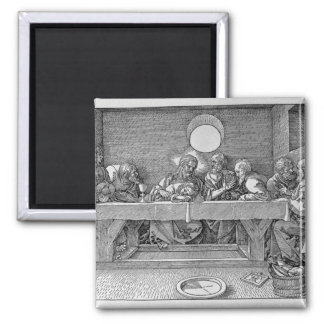 The Last Supper, pub. 1523 Magnet