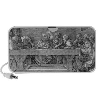The Last Supper, pub. 1523 Travelling Speakers