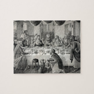 ''The Last Supper'' puzzle
