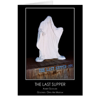 The Last Supper R504 Card