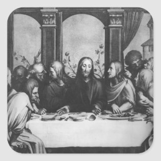 The Last Supper Stickers