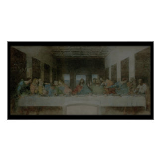 The Last Supper Vintage Posters