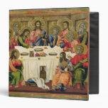 The Last Supper Vinyl Binder