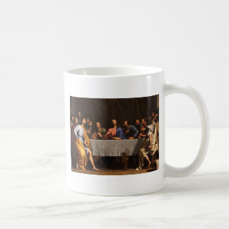 The Last Supper with Disciples Coffee Mug