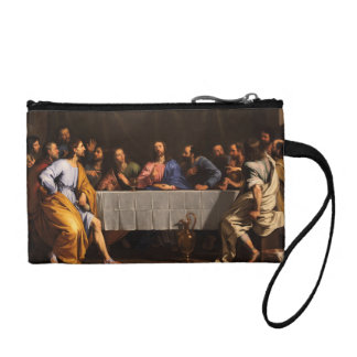 The Last Supper with Disciples Coin Purse
