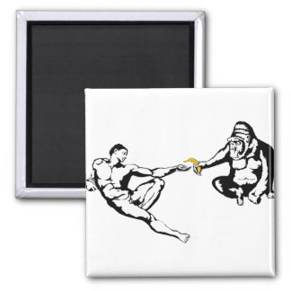 The Last Touch 2 Inch Square Magnet