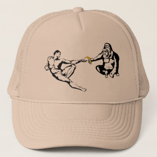 The Last Touch Trucker Hat
