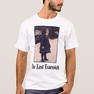 The Last Tsarevich, The Last Tsarevich T-Shirt