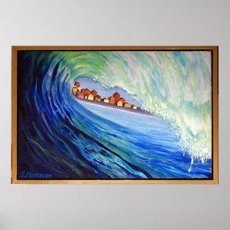 The last Tsunami 2004 Poster