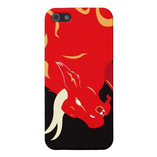 The Last Unicorn: The Red Bull iPhone 5 Case