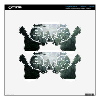 The Last Warrior of The Mountain Clan PS3 Controller Skins