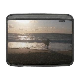 The Last Wave Surfer MacBook Air Sleeve
