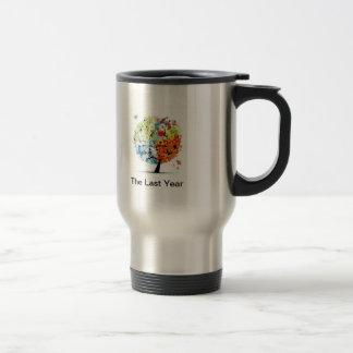 The Last Year Travel Mug