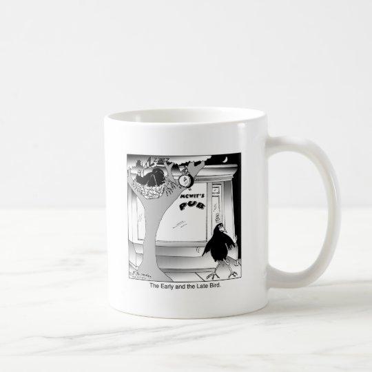 The Late Bird Coffee Mug