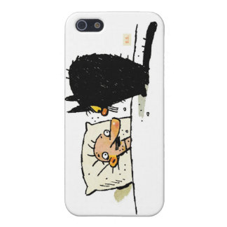 The Late Breakfast iPhone 4G iPhone 5 Covers