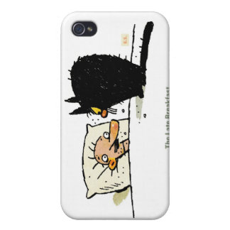 The Late Breakfast iPhone 4G iPhone 4/4S Cover