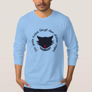The late cat Longsleeve T-shirt