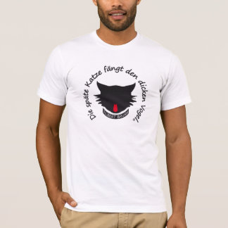 The late cat T-shirt