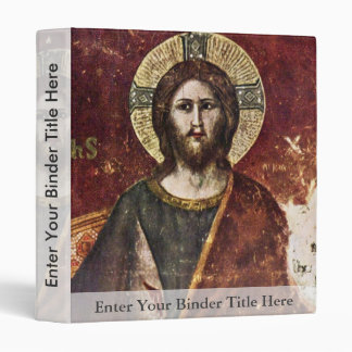 The Latest Detailed Court: Christ By Cavallini Pie 3 Ring Binders