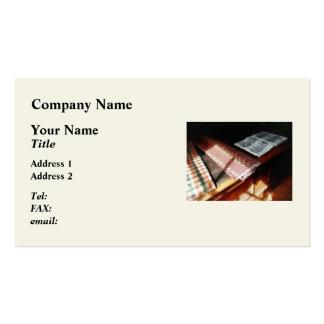The Latest Fashion Business Card