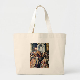 The Latin Mass Collection Large Tote Bag