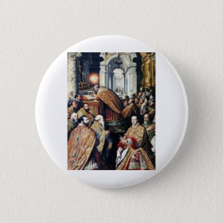 The Latin Mass Collection Pinback Button