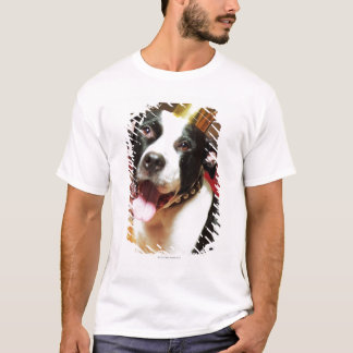 The latin name for all domestic dogs is Canis T-Shirt