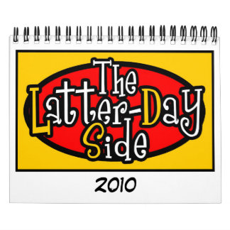 The Latter-Day Side Calendars