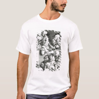 The Laughing Audience, 1733 T-Shirt