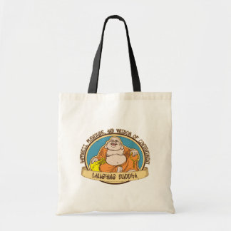 The Laughing Buddha Canvas Bags