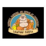 The Laughing Buddha Postcard