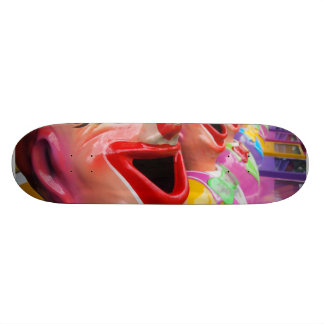 The Laughing Clowns Skateboard
