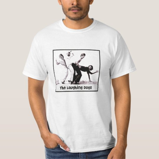 The Laughing Dogs At Hot Dog Beach T-Shirt