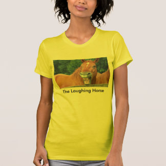 The Laughing Horse Tee Shirts