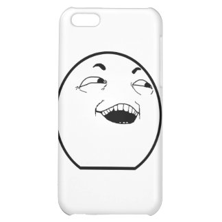 The Laughing Man Case iPhone 5C Cases