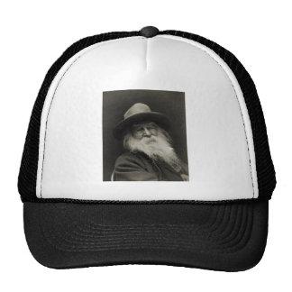 The Laughing Philosopher Poet Walt Whitman Trucker Hat