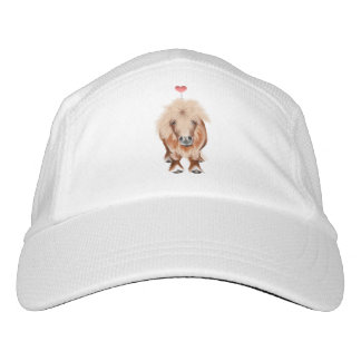 THE LAUGHING PONY HEADSWEATS HAT