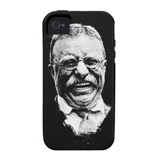 The Laughing Teddy iPhone 4 Case