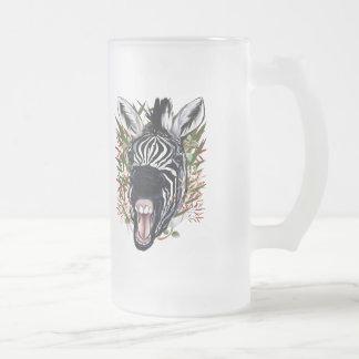 The Laughing Zebra  Mugs