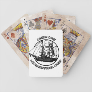 The Laughinstock Crew Bicycle Playing Cards
